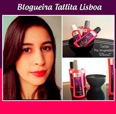 """A Blogueira Tallita Lisboa do blog Olha Isso @blogoolhaisso, usou e aprovou o Kit Tutanat Pós Progressiva. """"Cabelo super macio, brilhante e cheiroso, além de bem hidratado e disciplinado. Gostei muito do resultado e super recomendo para hidratar cabelos quimicamente tratado!!!"""" Você pode adquirir o seu kit pela loja virtual: www.rishonloja.com.br #beleza #blogger #blog #tutanat #cabelo #progressiva #lojavirtual #kit #cosmeticos #loucasporcabelo#hairsalon #cosmeticos #hairbrasil #beautyfair"""