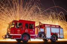Thank you Daren Brenneise for this incredible photo of the Gravel Ridge Fire Department! We'd love to see your beauty shots, too, so make… Fire Equipment, Emergency Response, Fire Apparatus, Beauty Shots, Emergency Vehicles, Fire Department, Fire Trucks, Firefighter, The Incredibles