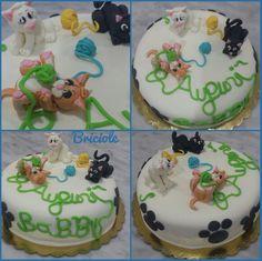Cats' cake