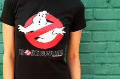 Vintage Ghostbusters T-Shirt  / 80s / Movie by DazedAndVintage