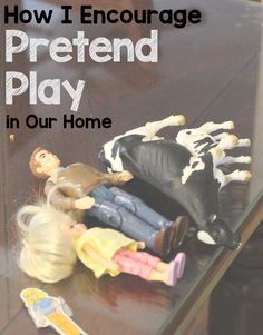 Pretend play is so i