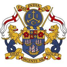 The British East India Trading Company Logo    http://1.bp.blogspot.com/-YPR3sCE9dhs/T146eyLydiI/AAAAAAAABbU/qyVh54TvmLo/s1600/beitc-emblem.jpg