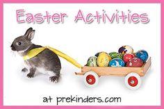 Easter Preschool Activities
