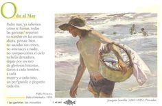 Oda al mar. Pablo Neruda