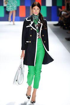 love this look! feel like @La Farme / Anne Thomas would appreciate the utterly fabulous preppiness of it...