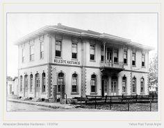 Adapazarı Belediye Hastanesi- 1930's (Yahya Razi Tunalı) (BŞB)