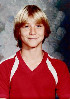 Kurt Cobain at age 14