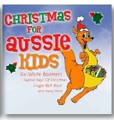 Christmas For Aussie Kids CD Music NEW Australian Xmas Songs Six White Boomers++ #Christmas