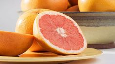 A Grapefruit A Day Keeps The Doctors Away.