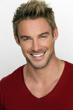 Jessie Pavelka as Christian Grey - Dazzling Smile!