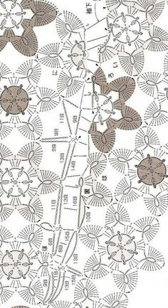 Freeform Crochet, Crochet Art, Crochet Motif, Crochet Stitches, Irish Crochet Patterns, Embroidery Patterns, Knitting Patterns, Lace Embroidery, Crochet Leaves