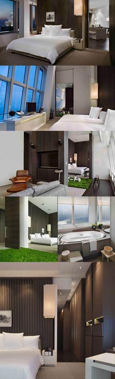 Park Hyatt Hotel, Shanghai_Suite Bedroom_byTony Chi