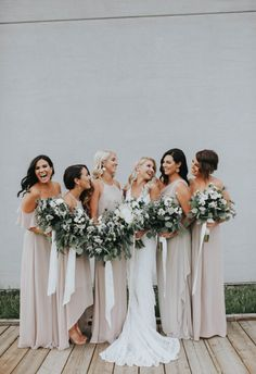 Wedding Picture Poses, Romantic Wedding Photos, Wedding Poses, Wedding Photoshoot, Bridal Party Poses, Bride Poses, Bridal Party Dresses, Wedding Parties, Wedding Ideas