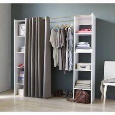 Diy Fitted Wardrobes ( Save House And Add Type ) Ikea Closet, Room Closet, Closet Storage, Bedroom Storage, Closet Organization, Bedroom Decor, Closet Space, Diy Wardrobe, Wardrobe Design