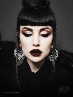 Makeup Inspo, Makeup Inspiration, Beauty Makeup, Eye Makeup, Hair Beauty, Makeup Ideas, Beauty Stuff, Makeup Trends, Makeup Art