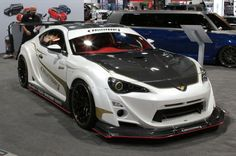 Toyobaru Invasion: Top 7 FR-S, BRZ Coupes of 2013 SEMA Show - Motor Trend WOT