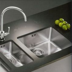 22 best kitchen sinks images stainless steel sinks undermount rh pinterest com