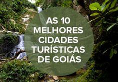 Turismo em Goiás: pesquisa revela quais são os 10 melhores destinos turísticos goianos