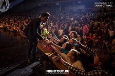 08/06/2016 Moscú. Fuente y galería: http://nightout.ru/en/crocus-city-hall/fotootchety/2016-06-07/il-volo-russian-tour-2016