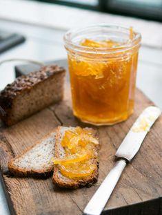 Bergamot (sweet lemon) marmalade Lemon Marmalade, Marmalade Recipe, Bergamot Orange, Vegetable Drinks, Healthy Eating Tips, Healthy Food, David Lebovitz, Finger Food, Recipe Using