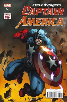 Preview: Captain America: Steve Rogers #3, Story: Nick Spencer Art: Jesus Saiz Cover: Jesus Saiz Publisher: Marvel Publication Date: July 27th, 2016 Price: $3.99 Hydra vs. Hyd..., #All-Comic #All-ComicPreviews #CaptainAmerica:SteveRogers #Comics #JesusSaiz #Marvel #NickSpencer #previews