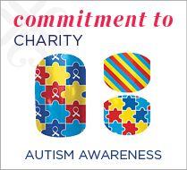 For all my fellow educators! Support a great cause! Purchase your autism awareness nail wraps at jamminErika.jamberrynails.net