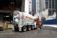 Since McNeilus Companies has listened closely, worked hard, innovated boldly, and changed expectations. Semi Trucks, Big Trucks, Cement Mixer Truck, Types Of Concrete, Truck Scales, Concrete Mixers, Vintage Trucks, Classic Trucks, Heavy Equipment