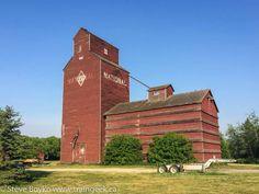 Winnipegosis Grain Elevator