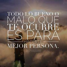 Algo dentro de ti es más fuerte incluso de lo que te sucede o sea lo que estés atravesando. Aquieta las aguas y te verás a ti mismo. Lo que es externo pasa, lo que es interno cambia. #conecta #mente #cuerpo #espiritu #vibrapositivo #styleblog #estilo #editorial #bienestar #vidasana #reflexion#saludable #vida #caracas #motivacion #tiempo #vidaactiva #bloglife #venezuela #inspiradiario #coach #coaching #dharma #karma #consciencia #frases