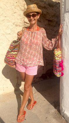 Mes soldes chez ZARA : esprit BO-HO ! #50ansetalors? #ootd #outfit #zara #asos #havaianas #accessories #multicolore #enjoy #summer