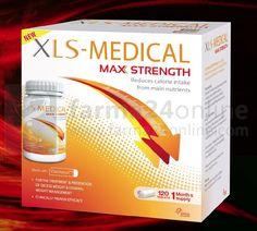 XLS Medical Max Strength NUEVO quemagrasas | Farma24online | Farmacia y Parafarmacia online