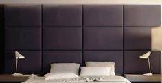Great prices on custom made tall tufted beds and headboards. Any size, shape and fabric.  Made in the USA.