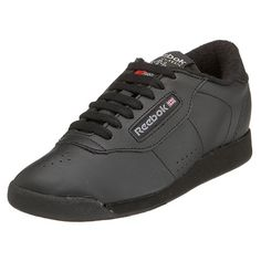 new product 572fa 2d15f Reebok Women s Princess Aerobics Shoe, Black, M  Soft and supportive, these  Reebok Princess shoes are perfect for all-day wear.