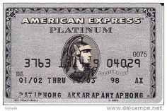 American Express Platinum Thailand