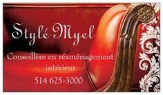 Graphisme de/d' Cartes D'Affaires par Vistaprint Visitez http://vistaprint.ca/business-cards.aspx pour voir plus de modèles !