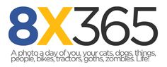 Social photoproject 8X365 Photo A Day, Atari Logo, Gadgets, Logos, Life, Logo, Gadget