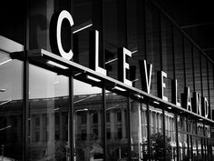 CLEVELAND - We LOVE you!  #cle #thisiscle