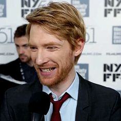 Domhnall Gleeson. He has the BEST laugh.