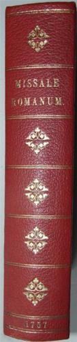 18th-Century-Missale-Romanum-1757-Venice-Handwritten-items-Music-Missal