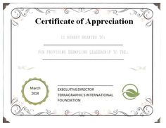 Free certificate of appreciation sample blank certificate of free printable sponsorship certificates saferbrowser yahoo image search results yadclub Images