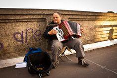 Galway accordionist. Ireland