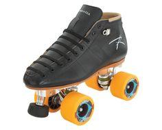 Torch  Boot: 495 Black Plate: PowerDyne Revenge Aluminum Wheels: Radar Tile Biter 37mm Orange Bearings: KwiK Swiss Nitride Toe Stop: PD Round Black  $599.00