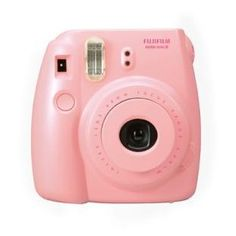 Fujifilm Instax Mini 8 Instant Film Camera - Pink for sale online Polaroid Instax Mini, Fuji Instax Mini, Instax Mini 8 Pink, Poloroid Camera, Fujifilm Instax Mini 8, Instax 8, Fujifilm Polaroid, Camara Fujifilm, Pink Camera