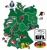 Image result for German American Football League Logos
