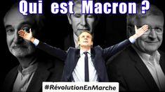 Présidentielle 2017 : Tout savoir (ou presque) sur le parcours de Macron. Emmanuel Macron nous est souvent présenté dans les médias comme un homme brillant, un génie ou un philosophe, qui incarnera la rupture avec le quinquennat d'Hollande. Mais lorsqu'on examine son parcours on se rend compte qu'il y a de forte chance qu'il incarne plutôt la continuité. C'est ce qu'on va voir dans cette vidéo.