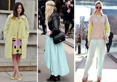 Pastel, Spring Trend