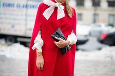 Red Coat and Cream B