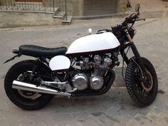 Honda CB Bol Cafe Racer