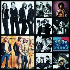 An homage to rock...
