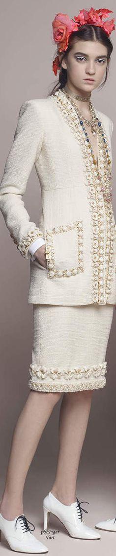 Chanel Metiers D'Art 2016-17